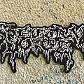 Embroidered back patch