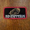 Led Zeppelin vintage patch