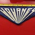 Journey - Patch - Journey logo back patch