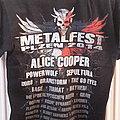 Metalfest Plzen 2014 - size S