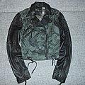 None - Battle Jacket - Girly leather jacket