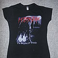 My Dying Bride ‎– The Barghest O' Whitby girlie TShirt or Longsleeve