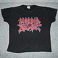 Morbid Angel girlie shirt