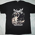 Mayhem - TShirt or Longsleeve - Mayhem - Fall Of Seraphs