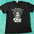 Mortuary Drape - TShirt or Longsleeve - Mortuary Drape - Satanic Black Mass