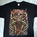 Whitechapel - TShirt or Longsleeve - Whitechapel The Ripper Gildan T shirt, size XL
