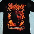 "Slipknot - ""Antennas To Hell"" 2012 T shirt, size L"