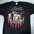 POISON - Something To Believe In T shirt Tour 2011, size XL