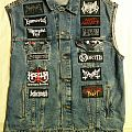 Battle Jacket - Black and Death Metal Kutte