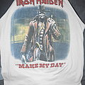 Vintage Iron Maiden shirt