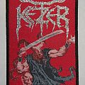 Patch - Ketzer - Satan's Boundaries Unchained (woven Patch)
