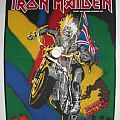 Patch - Iron Maiden - Maiden England Backpatch (offcial 1989)