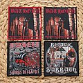 Blood Like Rain high quality bootlegs, pt 1 Patch