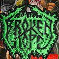 Broken Hope - Patch - Broken Hope - Logo