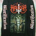 Marduk - Glorification Long Sleeve. TShirt or Longsleeve