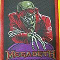 Megadeth - Peace Sells But Who's Buying Patch