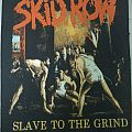 Skid Row - Slave To The Grind Back Patch