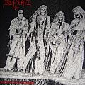 Beherit - The Oath Of Black Blood Patch
