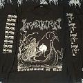 Incantation - TShirt or Longsleeve - Incantation - Entrantment Of Evil