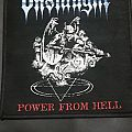 Onslaught - Power From Hell Patch