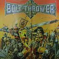 Bolt Thrower - Warmaster Poster Other Collectable