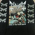 Mayhem - bootleg LS shirt