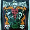 Bolt Thrower - Patch - Bolt Thrower - Cenotaph