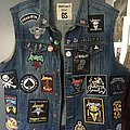 My vest so far