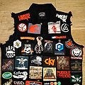 Nu metal battle vest