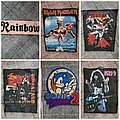 Iron Maiden - Patch - Back patches