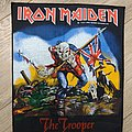 Iron maiden and pull the plug patches