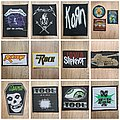 Metallica - Patch - Patches and back patches