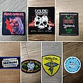 Rare patches. Judas priest, Iron Maiden, motorhead, motley crue, monsters of rock