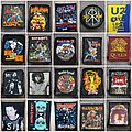 Vintage patches