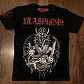 Blasphemy Shirt Limited To 50