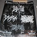 Other Collectable - Bloodletting 3 tour poster