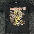 Iron Maiden Killers Tour TS