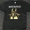 Bathory Yellow Goat Bootleg TShirt or Longsleeve