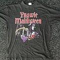 Yngwie Malmsteen Inspiration European Tour 1996 TS TShirt or Longsleeve