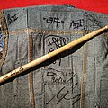 Signed Exumer drumstick  Other Collectable