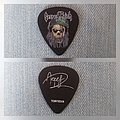 Stage used Sacred Reich pick Other Collectable