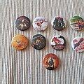 Bulldozer - Pin / Badge - New pins.