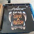 Raven - Tape / Vinyl / CD / Recording etc - Raven - Life's a Bitch