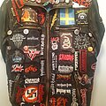 Voivod - Battle Jacket - My leathers.