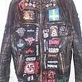 Voivod - Battle Jacket - Leather jacket finished.