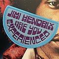 Jimi Hendrix - Patch - Jimi Hendrix patch
