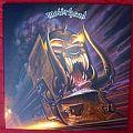 Motorhead orgasmatron triple vinyl back on black reissue Tape / Vinyl / CD / Recording etc