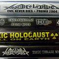 Toxic Holocaust Rare tapes