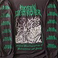 Oxygen Destroyer - Longsleeve
