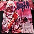 Death - Allover Print Short Sleeve TShirt or Longsleeve
